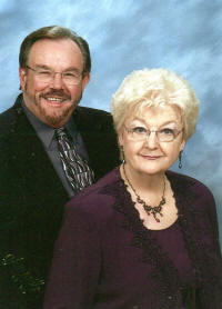 Brother Ben Early and his wife Gloria. Click the photo to contact Brother Early.