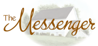 "Click on this icon to see the latest edition of ""The Messenger"" newsletter."
